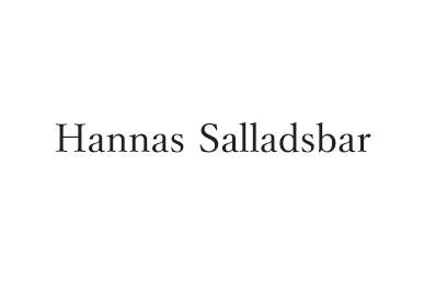 HANNAS SALLADSBAR